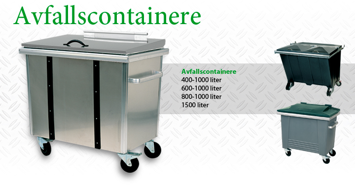Avfallscontainere